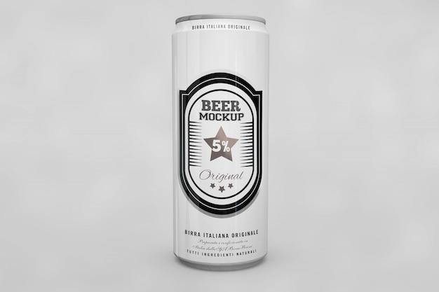 ビールはモックアップできます
