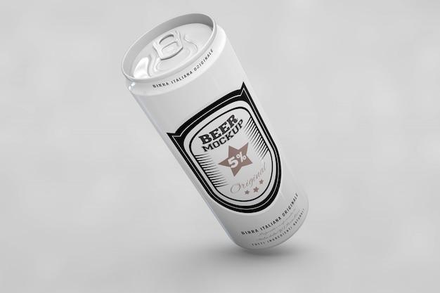 ロングビールはモックアップできます