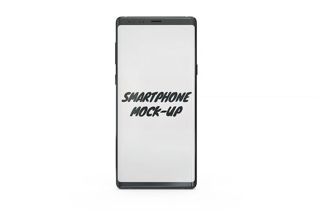 Смартфон макет изолированные
