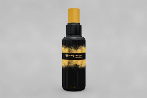 Макет распылительной бутылки