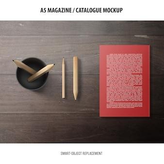 Журнал каталог макет