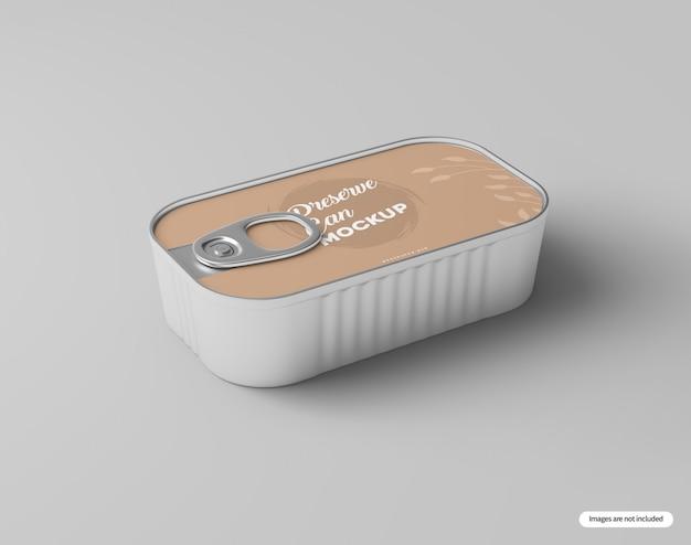缶のモックアップを保存