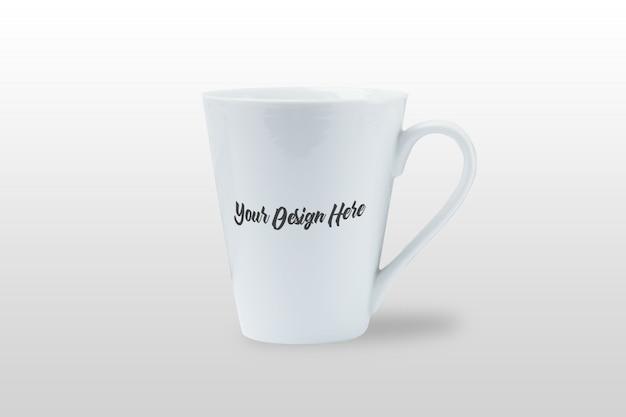 Чайная чашка макет