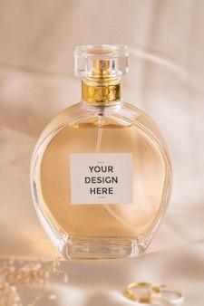 香水ラベルモックアップ