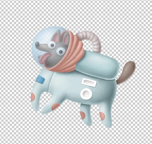 面白い漫画宇宙犬