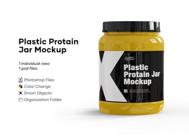 プラスチックプラテンジャーモックアップ