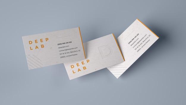Премиум макет визитки