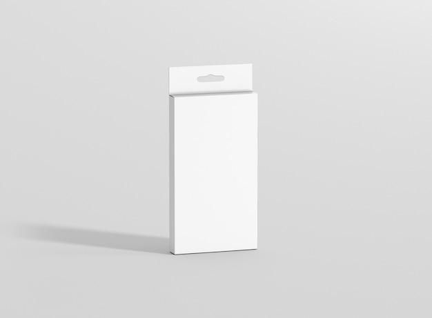 Коробка пакет макет