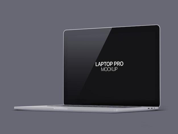 Ноутбук макет ноутбук