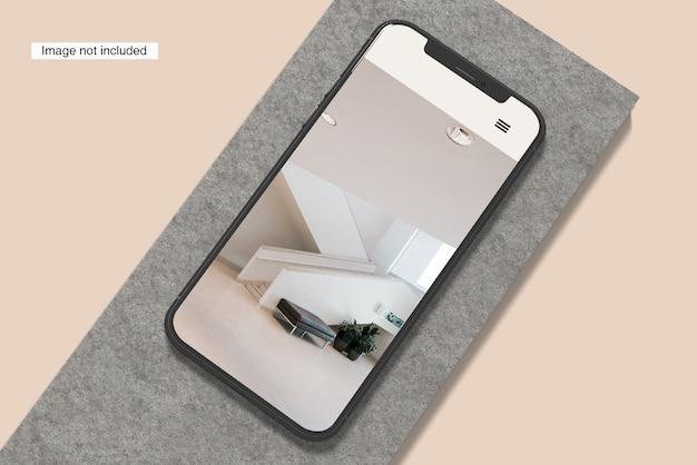 Смартфон макет
