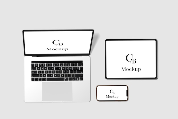 Мульти-адаптивный макет веб-сайта