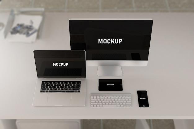 Макет вычислительных устройств
