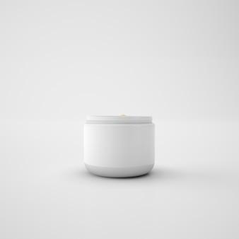 Контейнер для крема для ухода за кожей