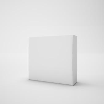 Белая упаковка