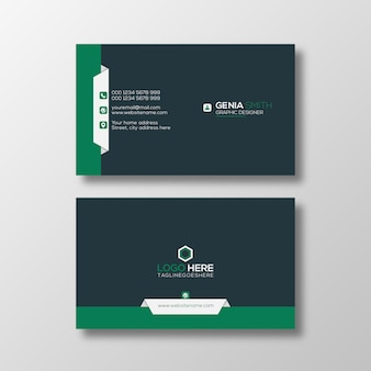 Профессиональный дизайн визиток