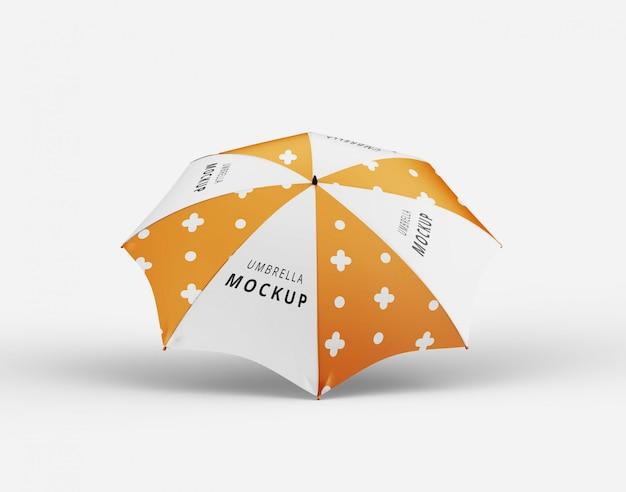 傘のモックアップ