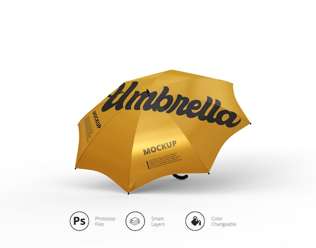 傘モックアップ