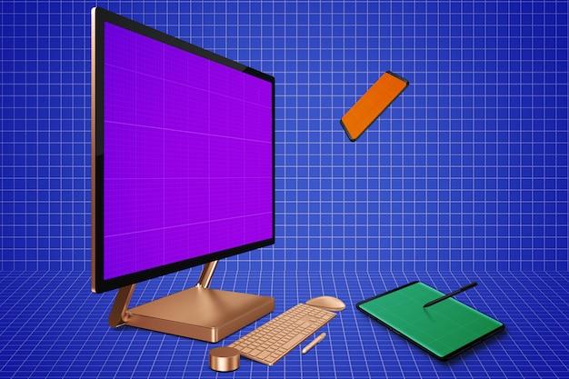 Отзывчивый макет экрана