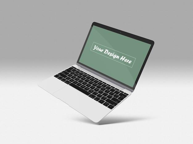 Макет ноутбука