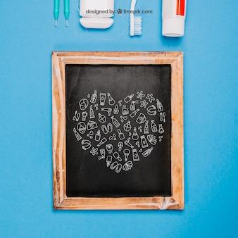 Стоматологический макет