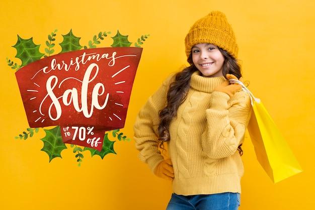 Рождественские распродажи возможны скидки