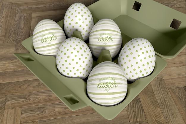 Высокоугольная опалубка с яйцами