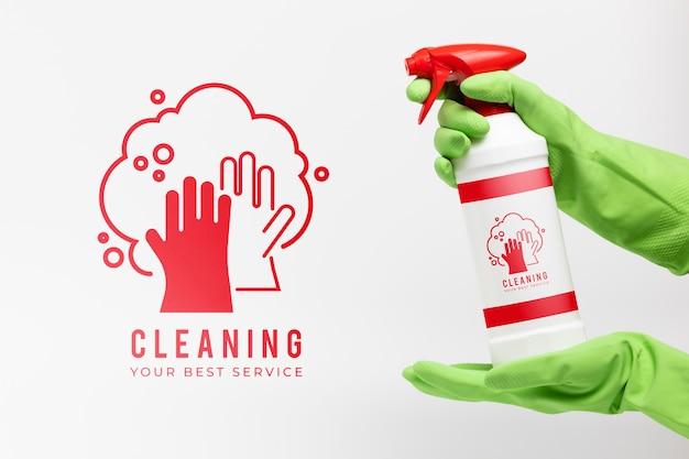 Очистка вашего лучшего макета обслуживания