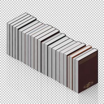 アイソメ書籍