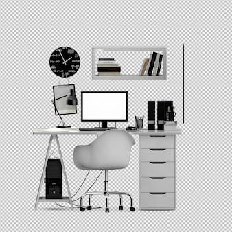 オフィス家具セット