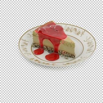 アイソメケーキ