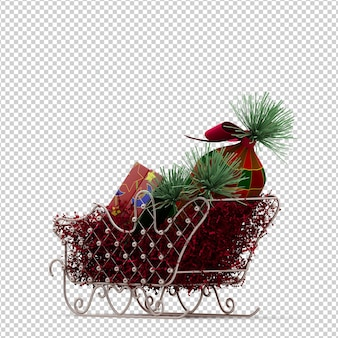 Рождественские сани