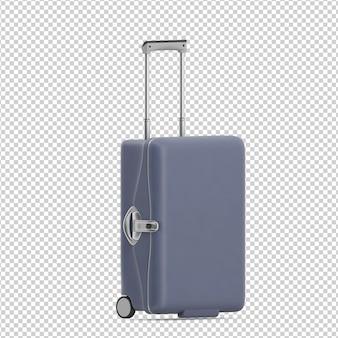 Изометрический чемодан