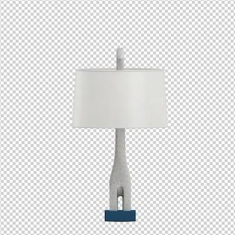 Изометрическая лампа