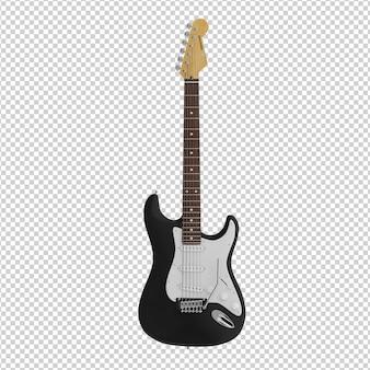 アイソメトリックギター