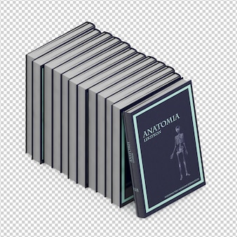 Изометрические книги