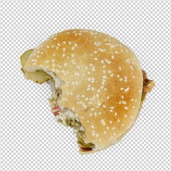 等尺性バーガー