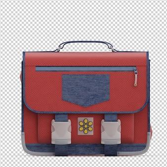 Изометрическая сумка для ноутбука