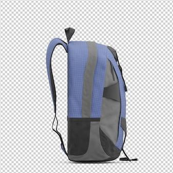 Изометрический рюкзак