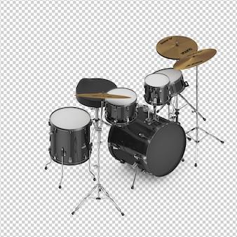等尺性ドラムキット