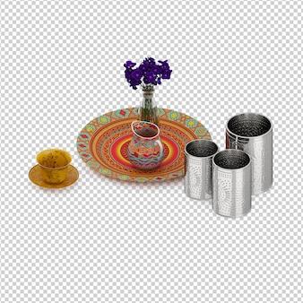Изометрические украшения