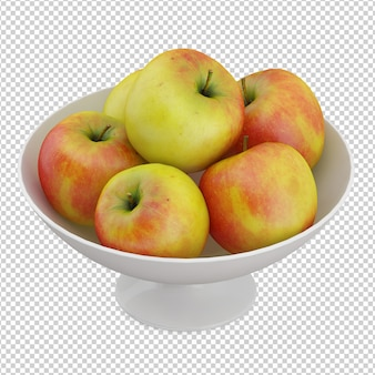 等尺性リンゴ