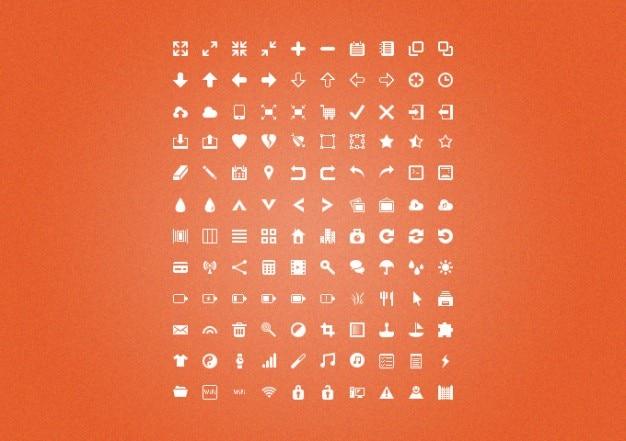 Глифы иконки