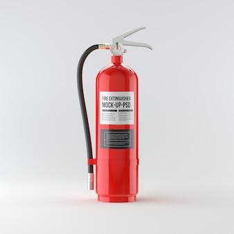 消火器モックアップ