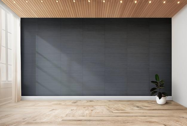 灰色の部屋でゴム製のイチジク