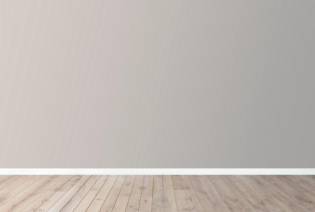 空白の壁のモックアップ