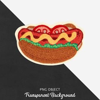 ホットドッグサンドイッチパッチ