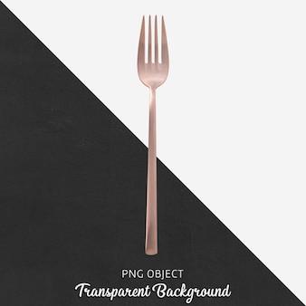 Бронзовая вилка для еды