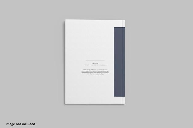 Брошюра a4 2f мокап каталога