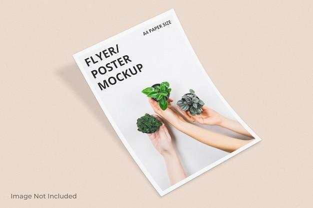 Дизайн макета брошюры a4