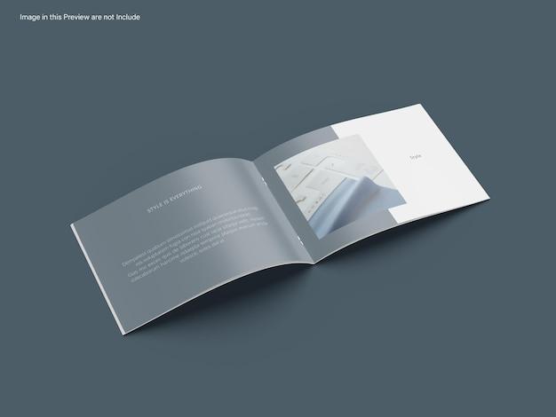 Каталог альбомов формата а4 мокап